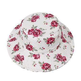 """כובע תינוק קרם שיזוף, כובע שמש לתינוקות חוף, מתאים לגיל 0-2 (היקף ראש 46-50 ס""""מ)"""