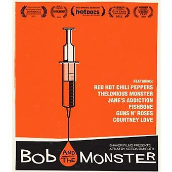 Bob & Monster [BLU-RAY] USA import