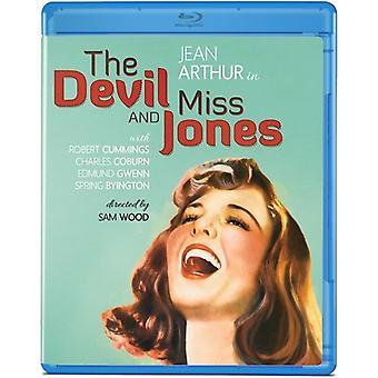 The Devil and Miss Jones [Blu-ray] [BLU-RAY] USA import