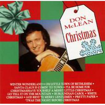Don McLean - Christmas [CD] USA import