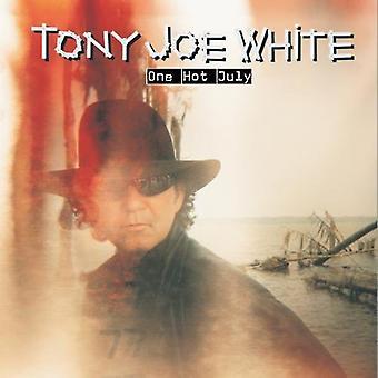 Tony Joe White - One Hot July [CD] USA import
