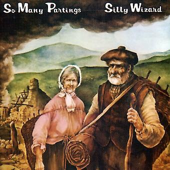 Silly Wizard - import So viele Abschiede [CD] USA