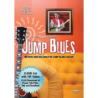 Jump Blues [DVD] USA import