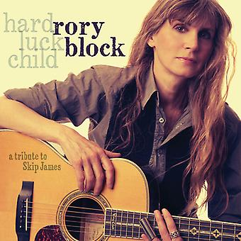 Rory Block - Hard Luck Child: A Tribute to Skip James [CD] USA import