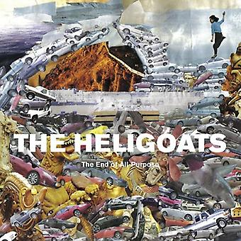 Heligoats - End of All-Purpose [CD] USA import