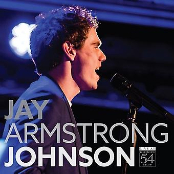 Jay Armstrong Johnson - Live at Feinstein's/54 Below [CD] USA import