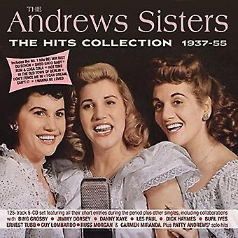 Andrews søstre - Hits Collection 1937-55 [DVD] USA importere