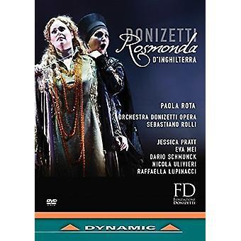 Gaetano Donizetti: Rosmonda D'Inghilterra [DVD] USA import