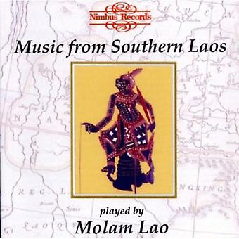 Molam Lao - importation USA musique du Sud Laos [CD]