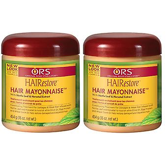 ORS Hair Mayonnaise 454g (2 Pack)