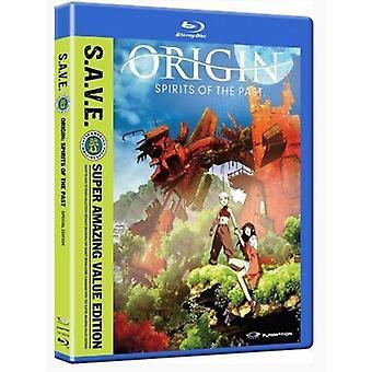 Origen: Especial de edición de película - importar de USA S.a.V.E. [BLU-RAY]