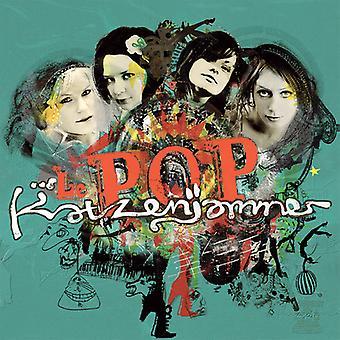 Katzenjammer - Le Pop [CD] USA import