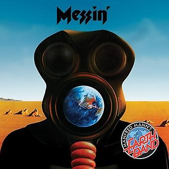 Manfred Mann's Earth Band - Messin [Vinyl] USA import