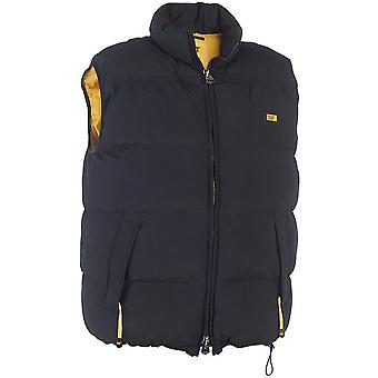 CAT Caterpillar Mens C430 Padded Arctic Workear Gilet Bodywarmer