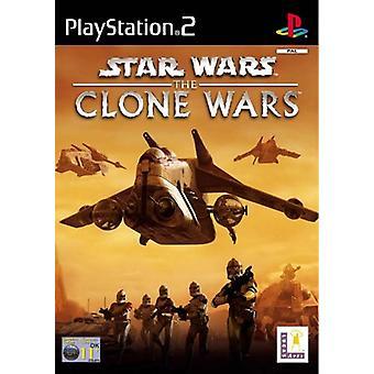 Star Wars Clone Wars (PS2) - Nouvelle usine scellée