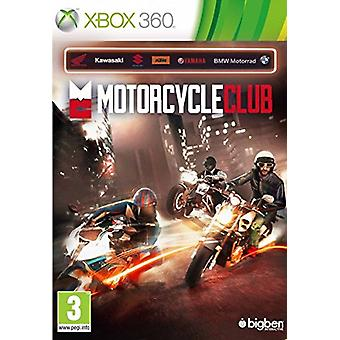 Motorcycle Club (Xbox 360) - Nowy