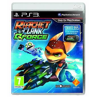 Ratchet Clank Q-Force (PS3) - Als nieuw
