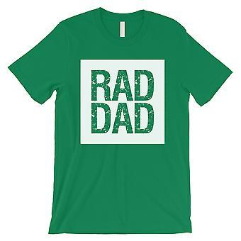 RAD isä miesten vihreä paita