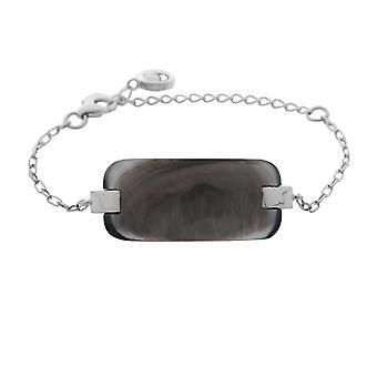 Misaki ladies bracelet silver AMIDALA QCUBAMIDALA