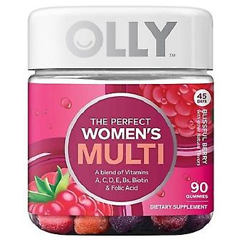 Olly The Perfect Women's Multi Vitamins