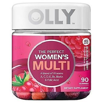Olly Multi vitamines féminin parfait