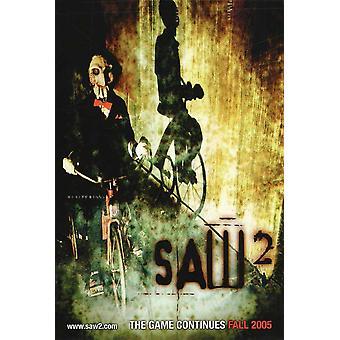Saw 2 Movie Poster (11 x 17)