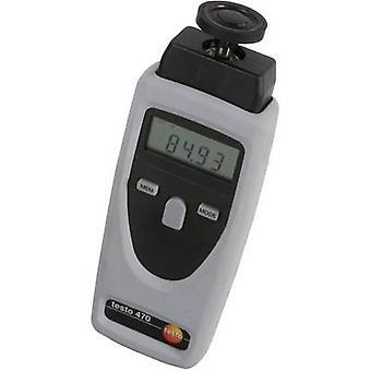 testo 0563 0470 Tachometer Optical, Mechanical 1 - 19999 rpm 1 - 99999 rpm