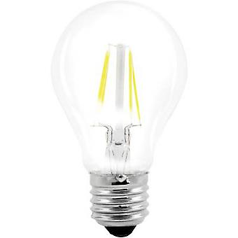 Müller-Licht LED (monochrome) EEC A++ (A++ - E) E27 Arbitrary 4 W = 37 W Warm white (Ø x L) 60 mm x 107 mm Filament 1 pc(s)