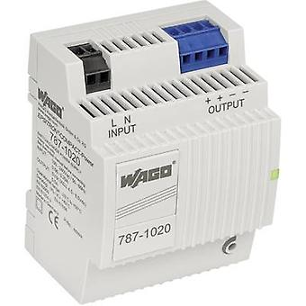 WAGO 787-1020 Rail mounted PSU (DIN) 5 V 5,5 A 27,5 W 1 x