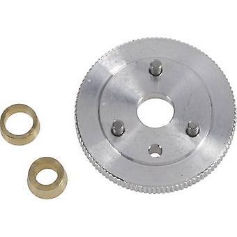 Reely Aluminium Kupplungsscheibe Geeignet für Welle: OS, SG