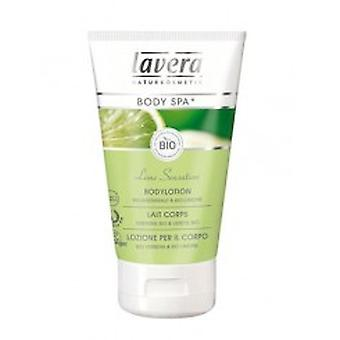 Lavera kroppen Spa Lime Body Lotion, 200ml