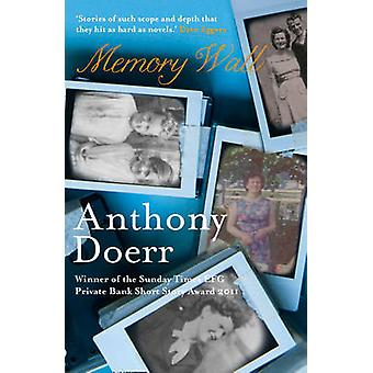 Memory Wall by Anthony Doerr - 9780007367726 Book