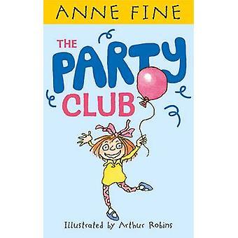 Il Club partito da Anne Fine libro - Arthur Robins - 9781406353129