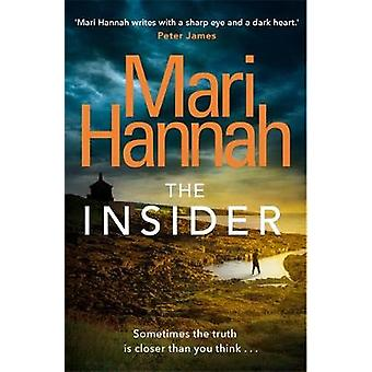 The Insider by The Insider - 9781409174073 Book