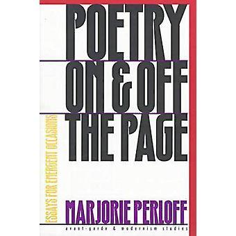 Poesia, dentro e fora da página - ensaios para Emergent Occasions por Marjorie