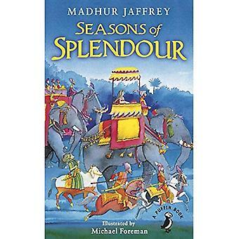 Seasons loistoa: tarinoita, myyttejä ja legendoja of India (Puffin kirja)