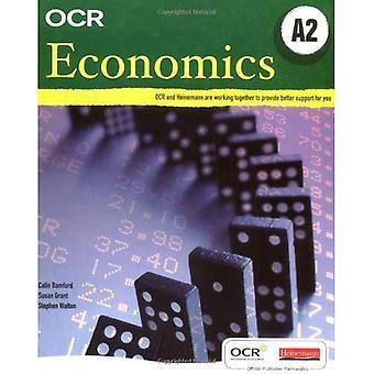 OCR A2 Economics, 2e édition