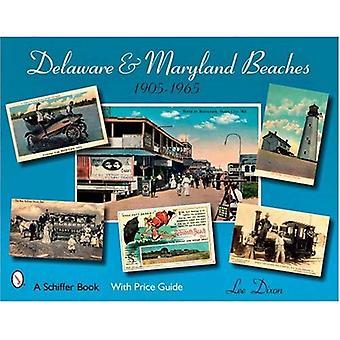 Delaware e Maryland praias: 1905-1965