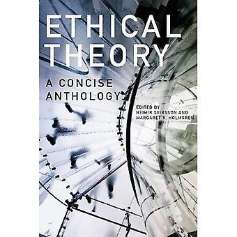 Théorie de l'éthique