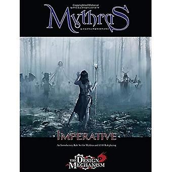 Mythras Imperative: An Introductory Rule Set for Mythras and d100 Roleplaying