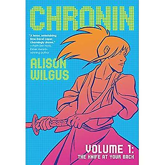 Chronin volym 1: Kniven i ryggen (Chronin)