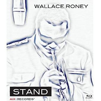 Wallace Roney - importazione USA Wallace Roney-Stand [BLU-RAY]