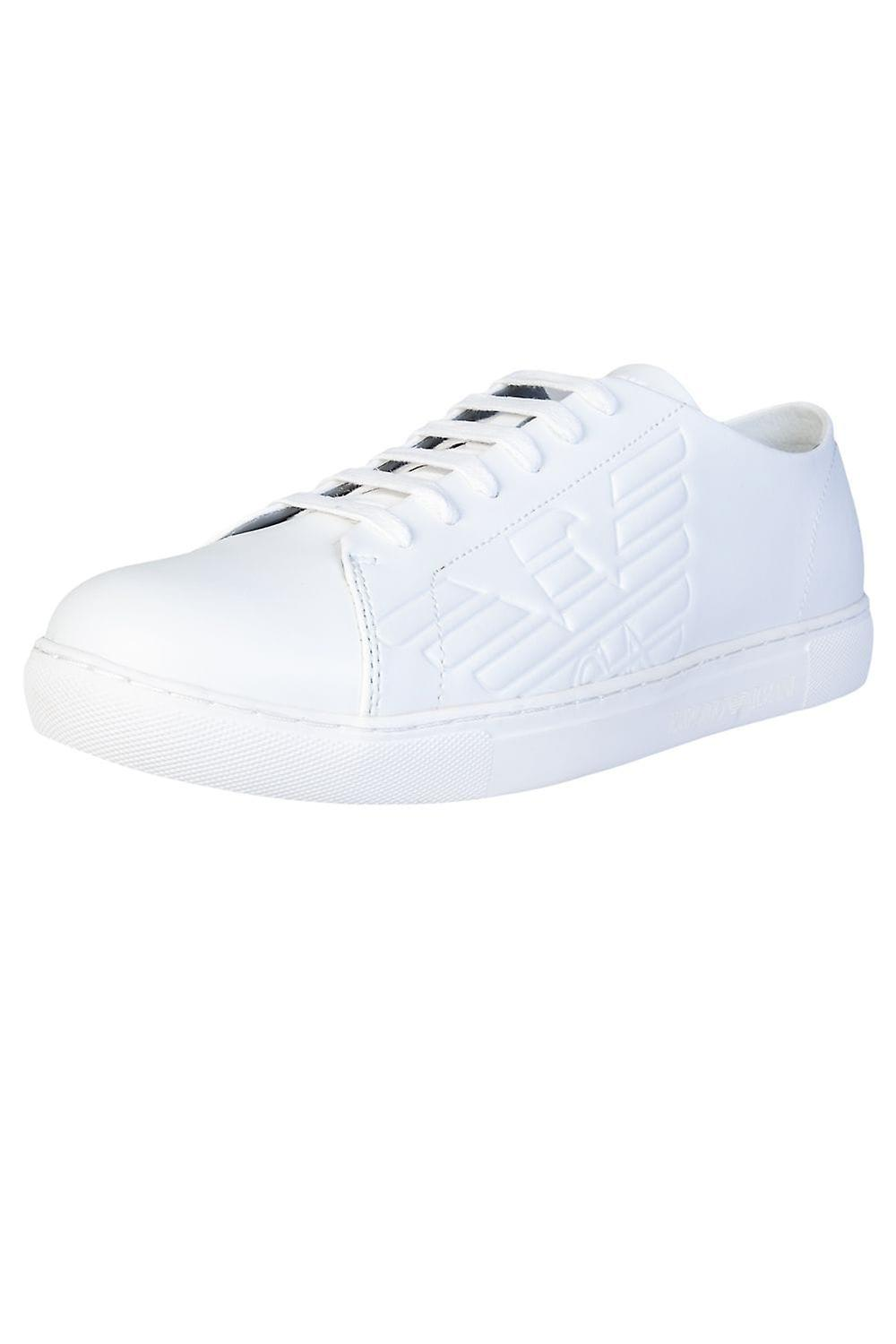 Emporio Armani Lace-up Trainers X4X238 XF254