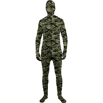 CAMO peau costume adulte