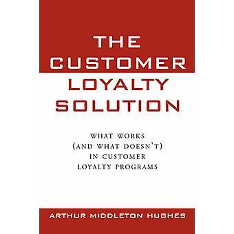 The Customer Loyalty Solution by Hughes & Arthur Middleton