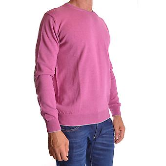 Altea Ezbc048025 Men's Pink Cotton Sweater