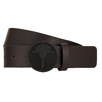 ¡JOOP! Correas cinturones hombres cuero hebilla de acoplamiento marrón 7890