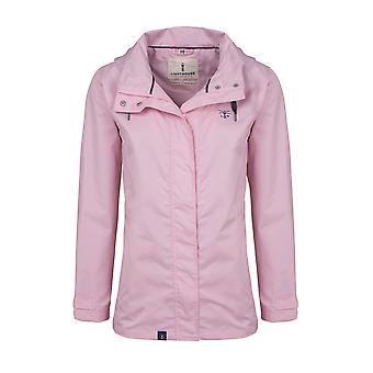 Lighthouse Beachcomber Ladies Jacket Rose Pink