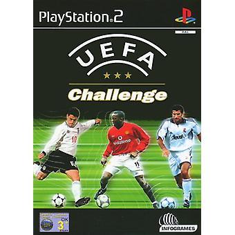UEFA Challenge (PS2) - Fabrik versiegelt