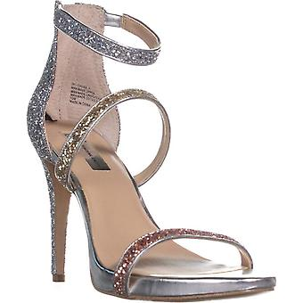 INC International Concepts Womens Sadiee3 Open Toe Formal Ankle Strap Sandals